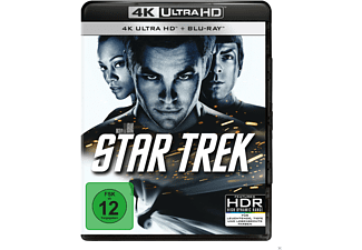 STAR TREK - The Future Begins [4K Ultra HD Blu-ray + Blu-ray]