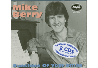 Mike Berry - Sunshine Of Your Smile - (CD)