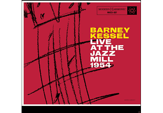 Barney Kessel - Live at the Jazz Mill (LP) - (Vinyl)