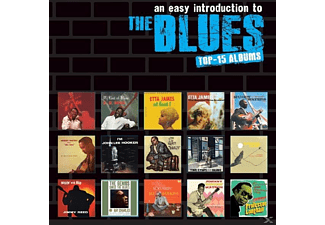 Diverse Blues - An Easy Introduction To Blues-Top 15 Albums - (CD)