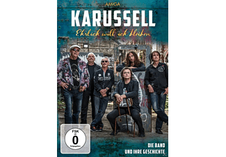 Karussell - 40 Jahre Karussell - (DVD)