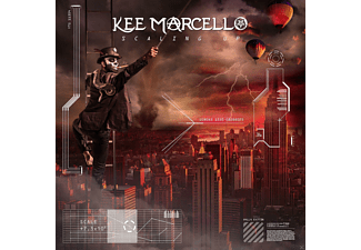 Kee Marcello - Scaling U - (CD)