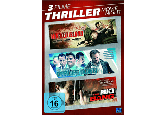 Thriller Movie Night 2 - (DVD)