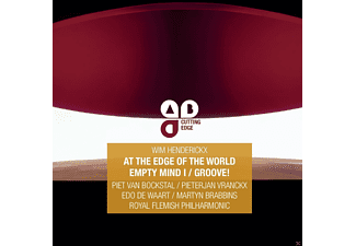 VARIOUS, Royal Flemish Philharmonic - At The Edge Of The World & Empty Mind I & Groove! - (SACD Hybrid)