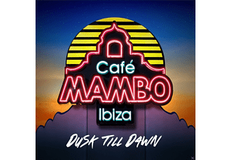 VARIOUS - Cafe Mambo Ibiza - Dusk Till Dawn - (CD)