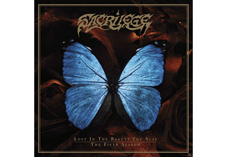 Sacrilege - Lost In Beauty You Slay & The Fifth Season [CD]