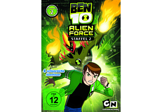 Ben 10: Alien Force - Staffel 2.2 [DVD]