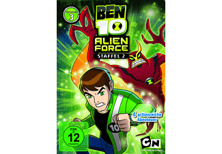 Ben 10: Alien Force - Staffel 2.3 - (DVD)