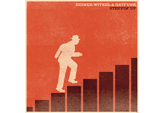Reiner Witzel, Datfunk - Steppin' Up (LP+MP3) [LP + Download]