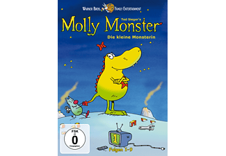 Molly Monster - Staffel 1 / Vol. 1 (Episoden 1-9) [DVD]