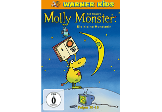 Molly Monster - Staffel 1 / Vol. 2 (Episoden 10-18) - (DVD)