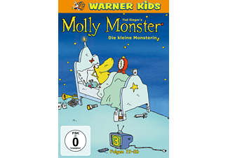 Molly Monster - Staffel 1 / Vol. 3 (Episoden 19-26) [DVD]