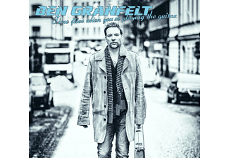 Ben Granfelt - Time Flies When You Play The Guitar (3cd) [CD]