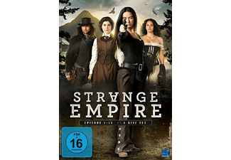 Strange Empire Staffel 1/Episoden1-13 [DVD]