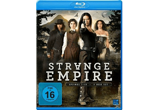 Strange Empire Staffel 1/Episoden1-13 [Blu-ray]