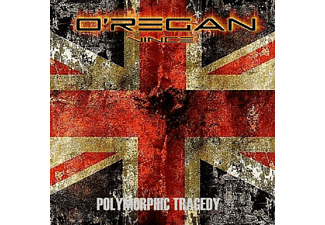 Oregan - Polymorphic Tragedy - (CD)