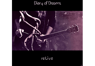 Diary Of Dreams - reLive [CD]