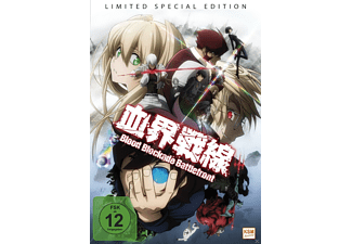 Blood Blockade Battlefront Limited Edition Vol. 1-3 - (DVD)