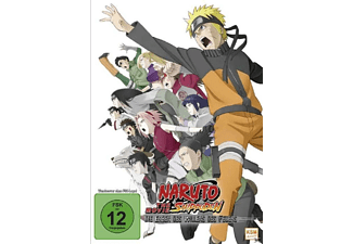 Naruto Shippuden - The Movie 3 : Die Erben des Willens des Feuers [DVD]