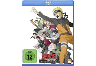 Naruto Shippuden - The Movie 3 : Die Erben des Willens des Feuers [Blu-ray]
