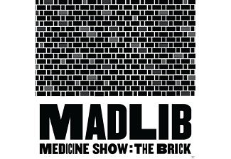 Madlib - Medicine Show-The Brick (13 CD-Box) - (CD)