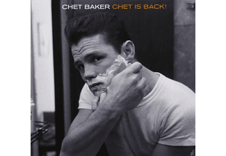 Chet Baker - Chet Is Back-Jean-Pierre Leloir Collection [CD]