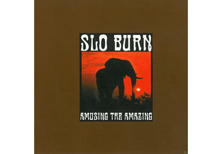 Slo Burn - Amusing The Amazing - (CD)