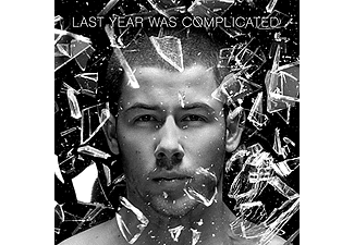 Nick Jonas -  Last Year Was Complicated [Βινύλιο]