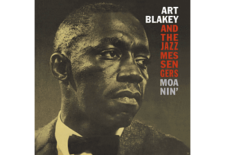 Art Blakey and the Jazz Messengers - Moanin (180g Vinyl)-Jean-Pierre Leloir Collectio [Vinyl]