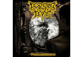 Destroying The Devoid - Paramnesia [CD]