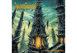 Dawn Of Demise - The Suffering - (CD)