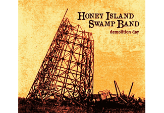 Honey Island Swamp Band - Demolition Day (180g Vinyl) [CD]