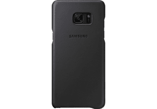 SAMSUNG Cover EF-VN930 Backcover Note 7 Schwarz