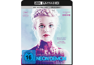 The Neon Demon [4K Ultra HD Blu-ray + Blu-ray]