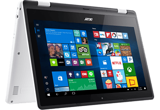 ACER Aspire R 11 (R3-131T-C5S8), Notebook mit Celeron® Prozessor, 4 GB RAM, 500 GB HDD, Intel® HD Graphics 400