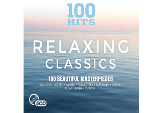 VARIOUS - 100 Hits-Relaxing Classic - (CD)
