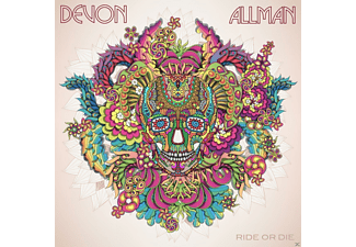 Devon Allman - Ride Or Die - (CD)