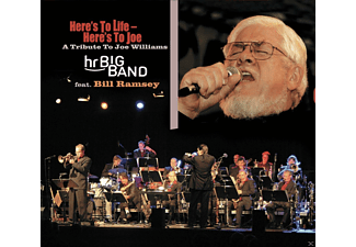 Bill Ramsey & Hr Big Band - Here's To Life-Here's To Joe.A Tribute To Joe W - (CD)