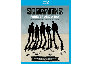 The Scorpions - Fovever And A Day & Live In Munich 2012 [Blu-ray]