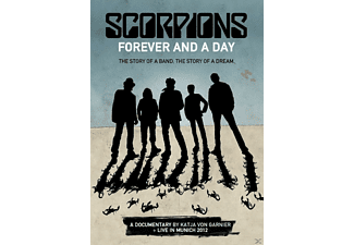 The Scorpions - Fovever And A Day & Live In Munich 2012 [DVD]