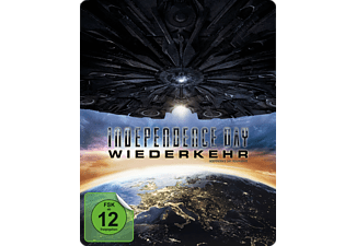 Independence Day 2 (Media Markt exklusives Steelbook) [4K Ultra HD Blu-ray + Blu-ray]