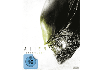 Alien Anthology 1-4 Innopack (Media Markt Exklusiv) [Blu-ray]