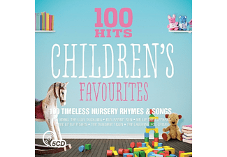 VARIOUS - 100 Hits-Children's Favorites - (CD)