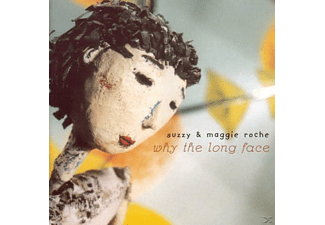 Maggie - Why The Long Face? - (CD)