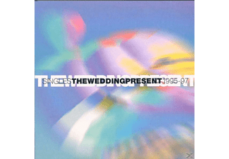 The Wedding Present - The Singles 95-97 - (CD)
