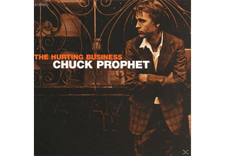 Chuck Prophet - The Hurting Business - (CD)