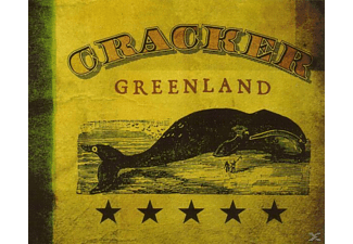 Cracker - Greenland - (CD)