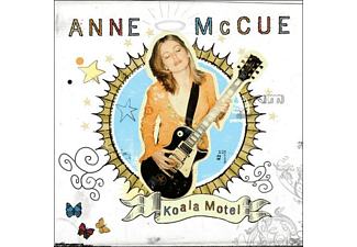 Anne Mccue - Koala Motel - (CD)