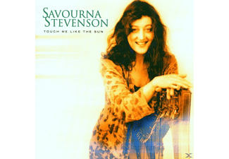 Savourna Stevenson - Touch Me Like The Sun - (CD)