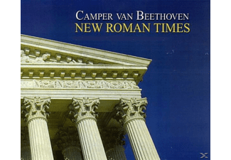 Camper Van Beethoven - New Roman Times - (CD)